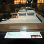 宮本武之輔の設計した可動堰模型