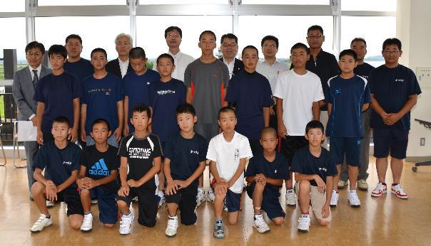 松山市の少年野球チーム