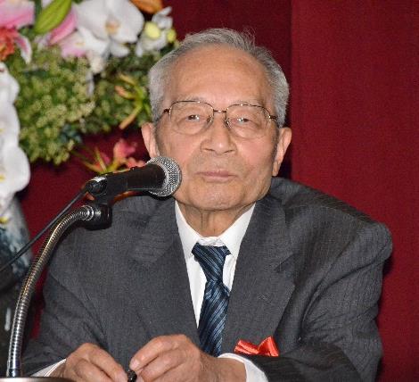 講演者 東京大学名誉教授 高 橋 裕